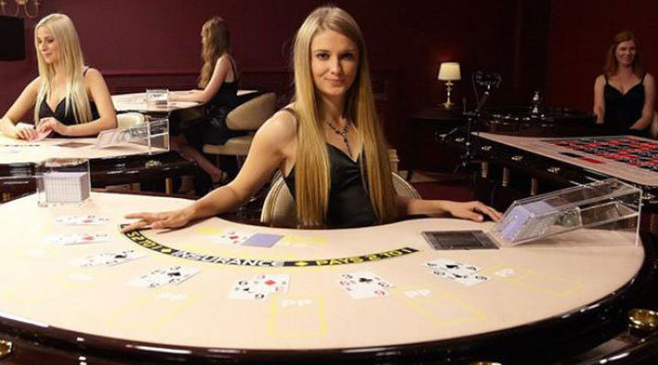 blacjack dealer vivo