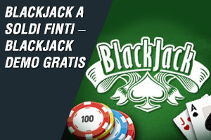 Blackjack demo gratis