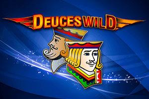 deuces wild logo
