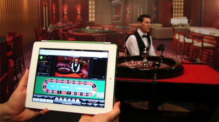 live roulette technology
