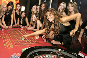 roulette player