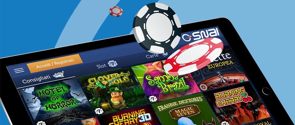 casino snai featured