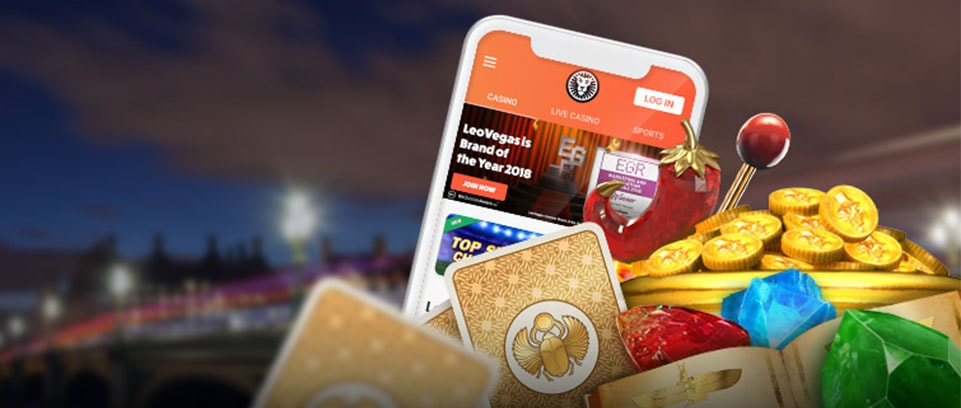 leovegas casino featured