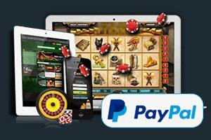 Depositare e prelevare con PayPal nei casinò online