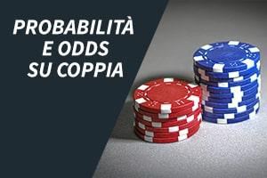 Probabilità e odds su coppia