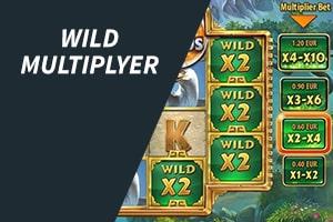Wild Multiplyer