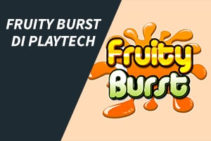 Fruity Burst di Playtech