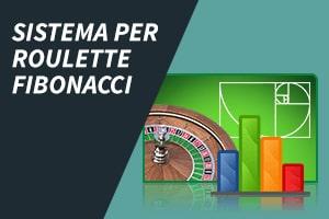Sistema per roulette Fibonacci