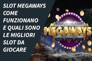 Slot megaways: come funzionano e quali sono le migliori slot da giocare