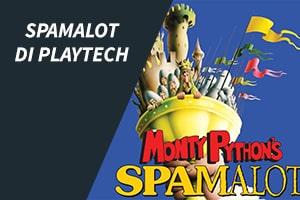Spamalot di Playtech