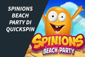 Spinions Beach Party di Quickspin