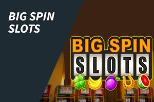 big spin slot
