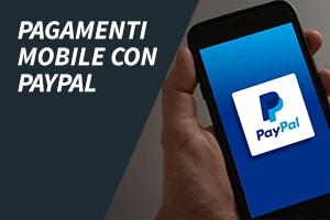 Pagamenti mobile con PayPal