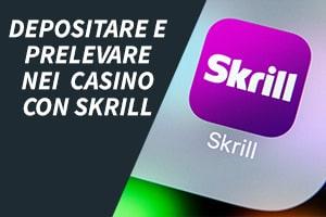 depositare e prelevare neo casino con skrill